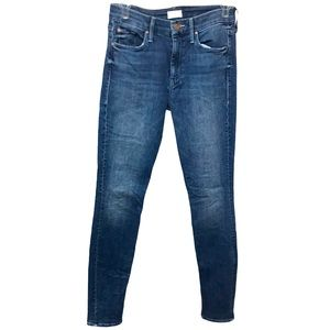 Mother Jeans W25 L29 The Looker high rise
